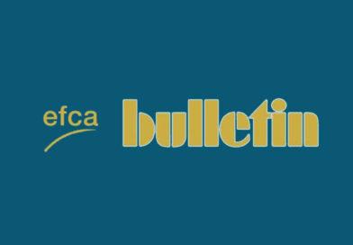 EFCA e-Bulletin July 2018 / 3