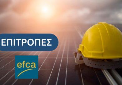 Συμμετοχή σε συνεδρίαση της Internal Market Committee της EFCA