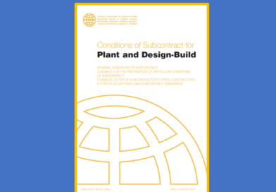 FIDIC launches new subcontract for plant and design-build