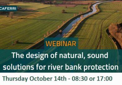 Διαδικτυακό σεμινάριο «The design of natural, sound solutions for river bank protection»